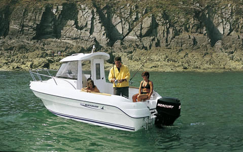 Pilothouse500 MOTOR MARINER 50 HP 4T.
